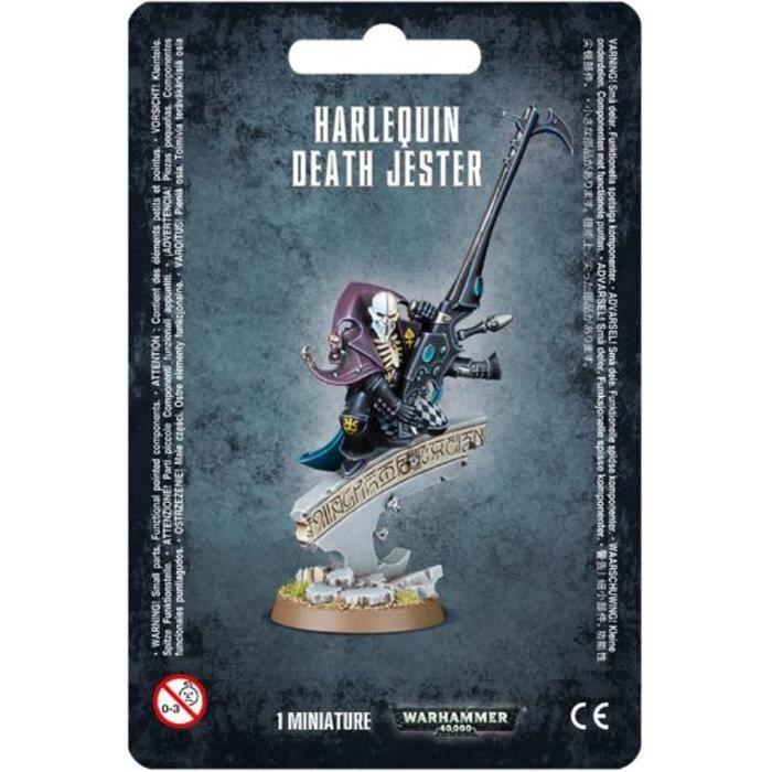 Harlequin Death Jester - Warhammer 40,000