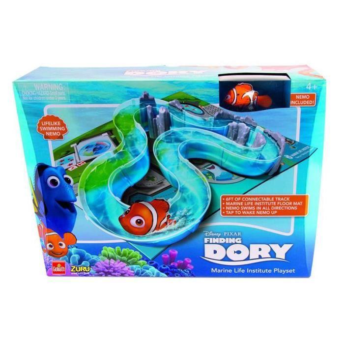 Goliath 33.008 Le monde de Dory - Le coffret de jeu - L'Institut de la vie marine-