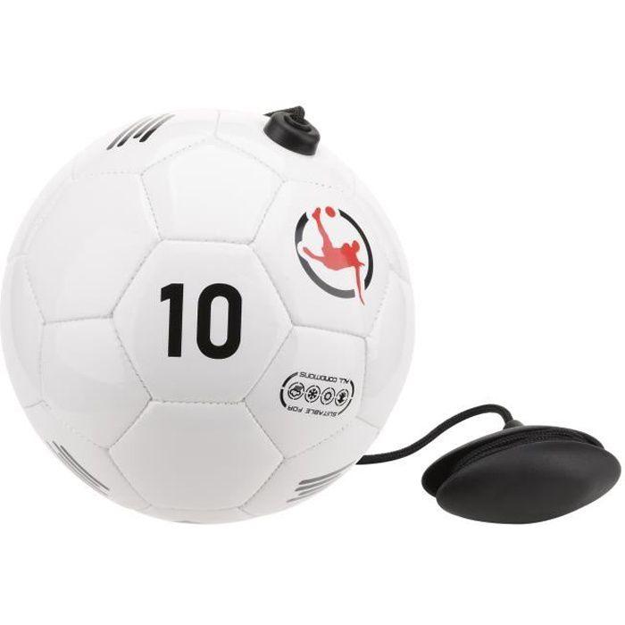 Ballon de football d'entraînement avec corde et poignée REGISTA