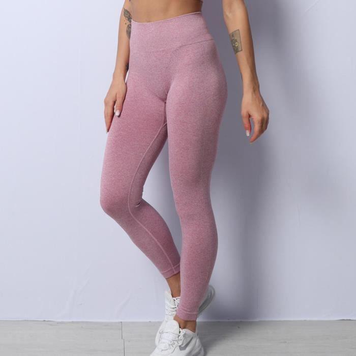 SURVETEMENT Femme - Pantalon de yoga anti-humidité Pantalon de fitness sport - Violet GT™