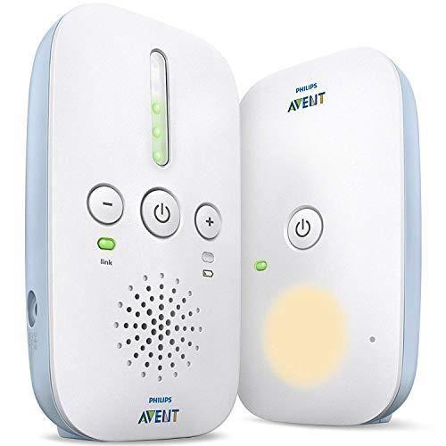 Philips Avent SCD503-26 Babyphone DECT - Mode Smart ECO, très longue portée,Batterie 24 h SCD503-26