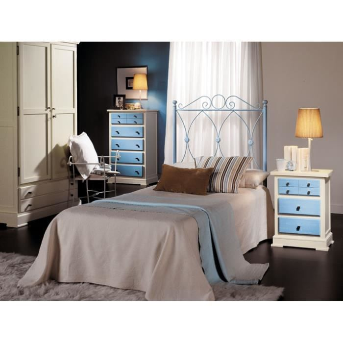 t tes de lit en fer forg pour enfants mod le rouen t te de lit en fer forg pour enfants. Black Bedroom Furniture Sets. Home Design Ideas