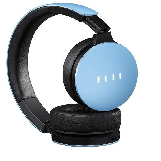 fiil casque audio bluetooth sans fil avec reduction de. Black Bedroom Furniture Sets. Home Design Ideas