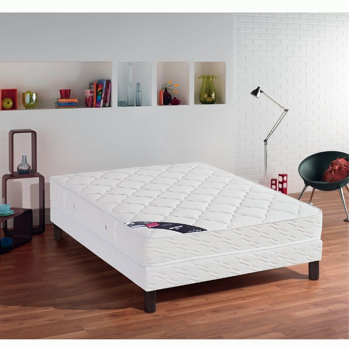 epeda matelas 160x200 ressort multispire palmera achat vente matelas cdiscount. Black Bedroom Furniture Sets. Home Design Ideas