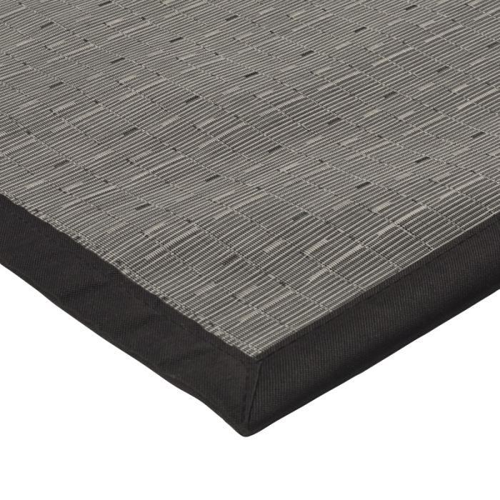 gamme tapis in out 55x85 par paire gris achat vente tapis cdiscount. Black Bedroom Furniture Sets. Home Design Ideas