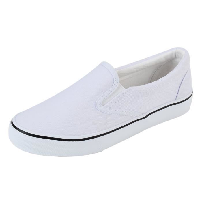 On Skate Taille Womens 2 Canvas 36 3u5n70 Fashion Shoe Sneaker 1 Slip XxBqq8E