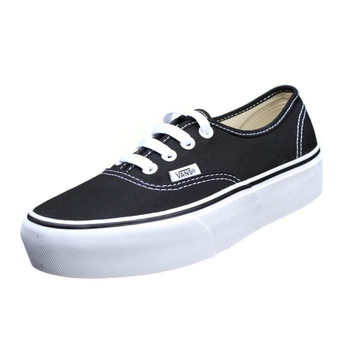 HommeFemme Chaussures Authentic PewterBlack, Vans Noir Chaussures basses » AmyeHale