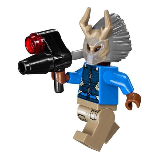 Lego talons 4 x 2 Triple chanfreinés droite-Citron 1 X NOUVEAU 43711