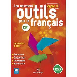 Livre Francais Cm1 Achat Vente Livre Francais Cm1 Pas