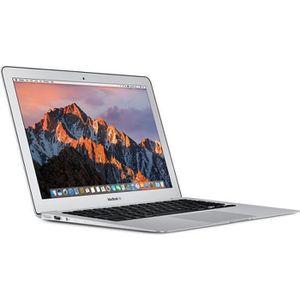 Achat PC Portable Apple Macbook Air 13 pouces 1,4 GHz Intel Core i5 4Go 128 SSD pas cher