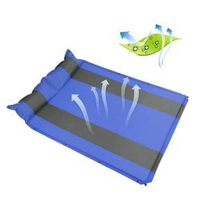 CAMEL CROWN Matelas de Camping Gonflable Double Matelas autogonflants Tapis de Couchage Gonflable Tapis de Sol Gonflable pour 2 Personnes Outdoor Randonn/ée Voyage