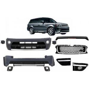 Land Rover LR2//LR3//LR4 /& RR Sport Pare-Choc Arrière Boitier Clip de Fixation X2