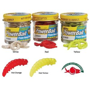 APPAT ANIMAUX Teigne artificielle Powerbait Honey Worm Berkley H