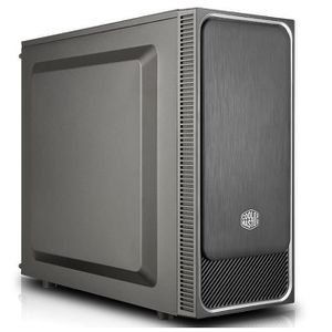BOITIER PC  COOLER MASTER Boîtier PC MasterBox E500L - Argenté