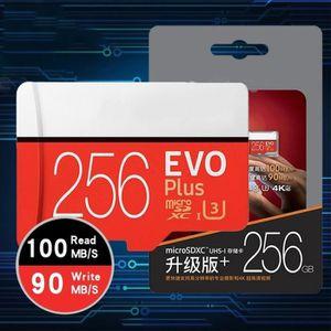 CLÉ USB 256 Go Carte mémoire micro SD d'origine Carte mémo