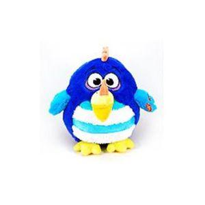 PELUCHE Peluche sonore Kookoo Birds - bleu / turquoise
