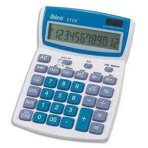 GENIE 550te solaire Calculatrice machine à calculer calculatrice bureau table ordinateur