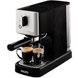 MACHINE À CAFÉ Krups XP344010 Machine à Café Calvi Pression 15 Ba