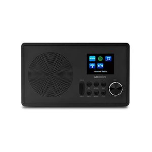 RADIO CD CASSETTE Medion MD 87528 WLAN Radio Internet, Radio FM (RDS