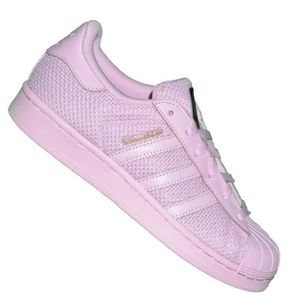 BASKET Adidas Originals - Baskets - Superstar J - Rose Ro