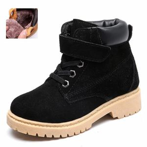 Bottes Fille Hiver Chaussures warmfutter Bottes D/'Hiver Chaussures Enfants Hiver Boots