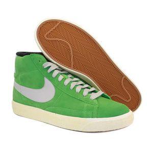 NIKE Blazer pour femme Haute LTHR HI TOP Chaussures Baskets