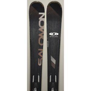 SKI Ski parabolique SALOMON XT 850 + Fixations