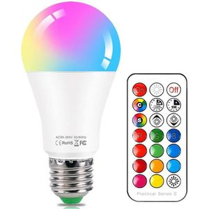 AMPOULE - LED NetBoat Ampoule LED Couleur E27 10W Changement de