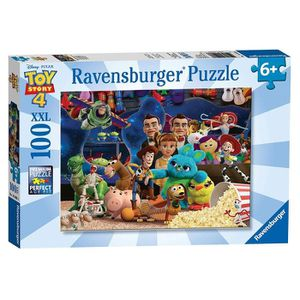 PUZZLE RAVENSBURGER Puzzle 100 p XXL - Toy Story 4