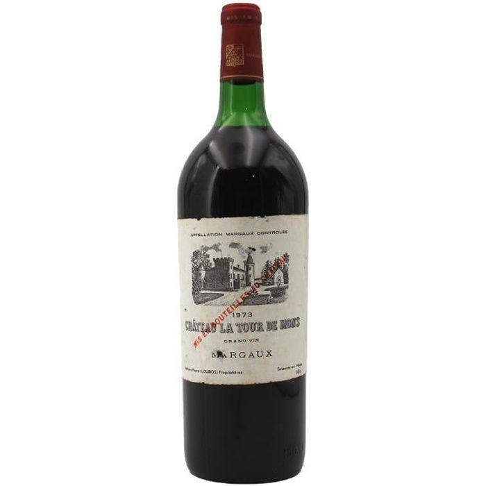 Château La Tour de Mons 1973 - 150cl Magnum AOC Margaux