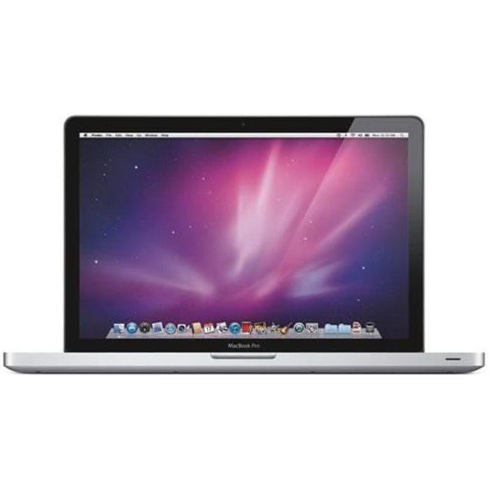 Apple MacBook Pro Core i7 Quad Core 2,3 GHz 4 Go 500 Go 15,4...