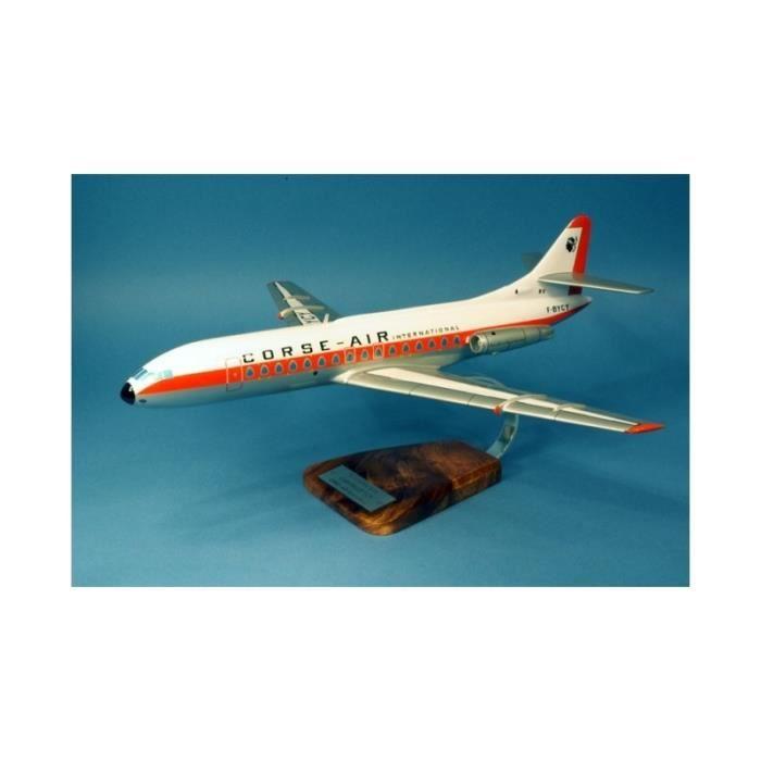 maquette avion - Caravelle SE-210-VI Air-Corse