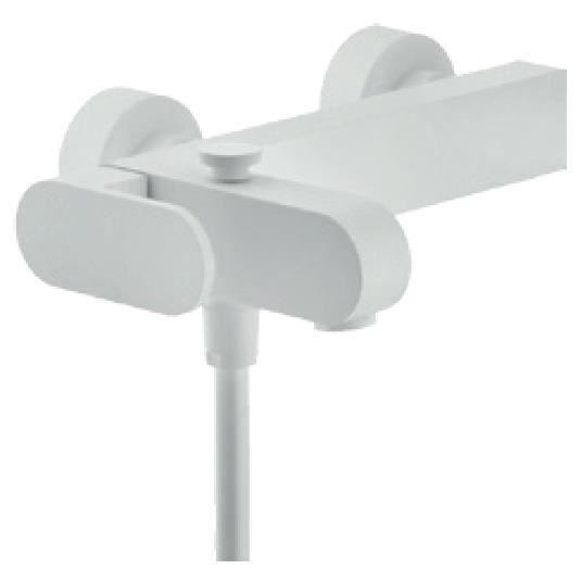 Nobili Teknobili - mitigeur pour douche/baignoire Nobili Up UP94110/1WM, blanc mat