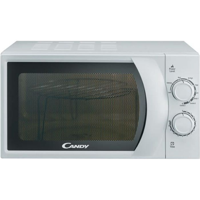 CANDY CMG2071M MICROWAVE C / GRIL 20L 700W BLANC