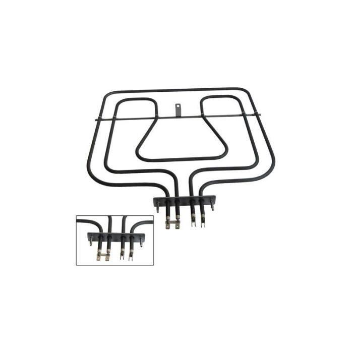 ELEMENT HAUT DE FOUR GRIL 230V pour four ELECTROLUX 2150928 - * 3970129015 FOB571N FOB571W FSF650 - BVMPièces