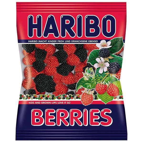 Haribo Baies 6 sacs de 200g