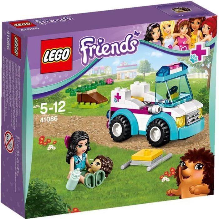 LEGO Friends 41086 L'Ambulance Vétérinaire