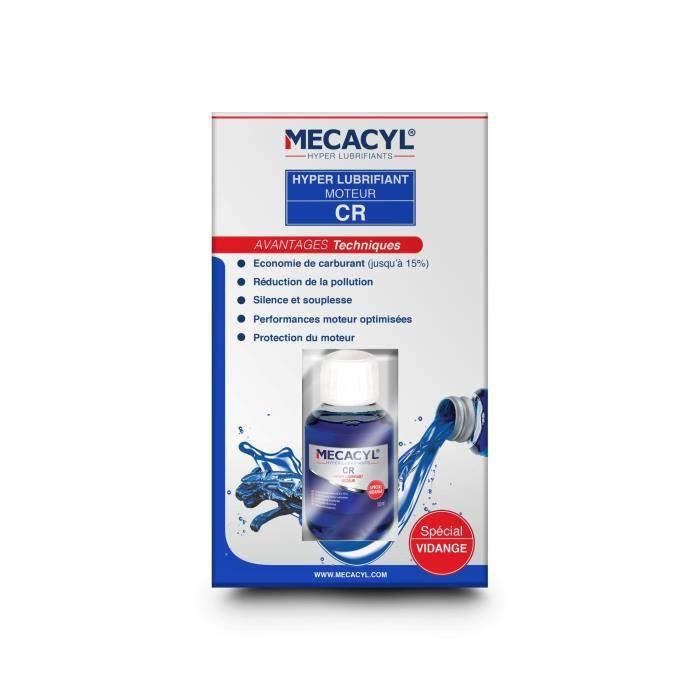MECACYL CR Hyper-Lubrifiant spécial vidange tous moteurs - 100ml
