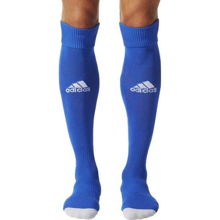 ADIDAS Chaussettes de football Milano 16 - Mixte - Bleu