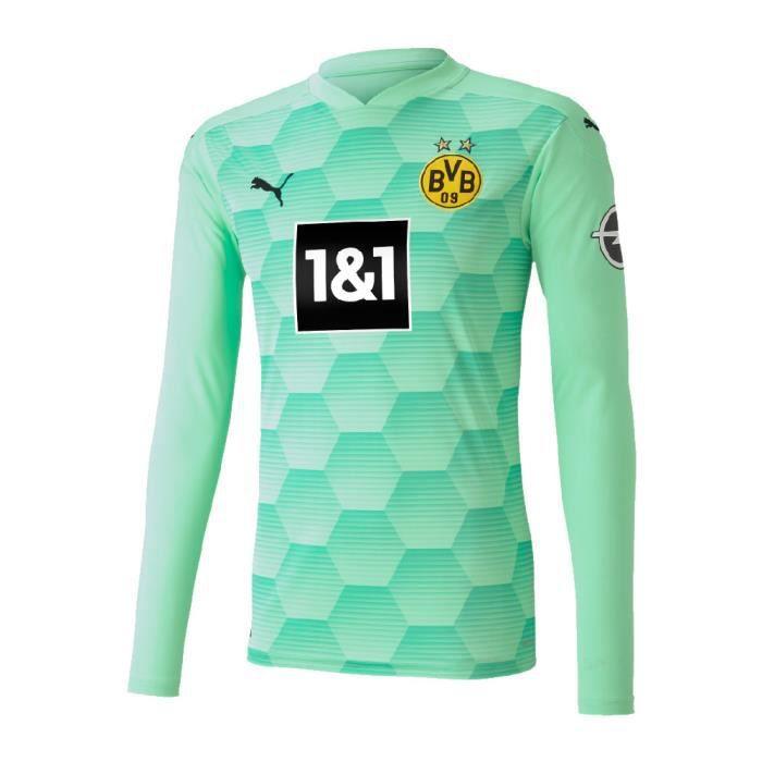 Borussia Dortmund Maillot Gardien Replica Homme Puma 2020/2021
