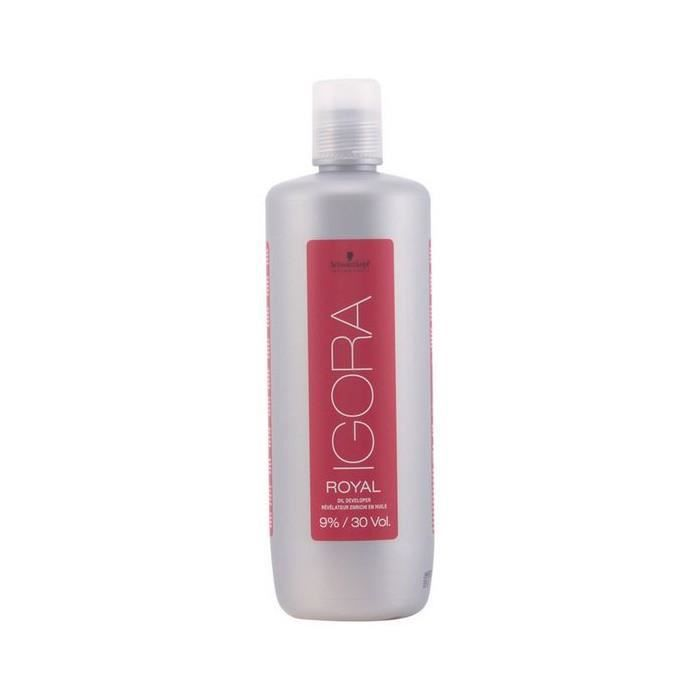 Masques et traitements capillaires Superbe activateur liquide igora royal color care schwarzkopf (1000 ml)