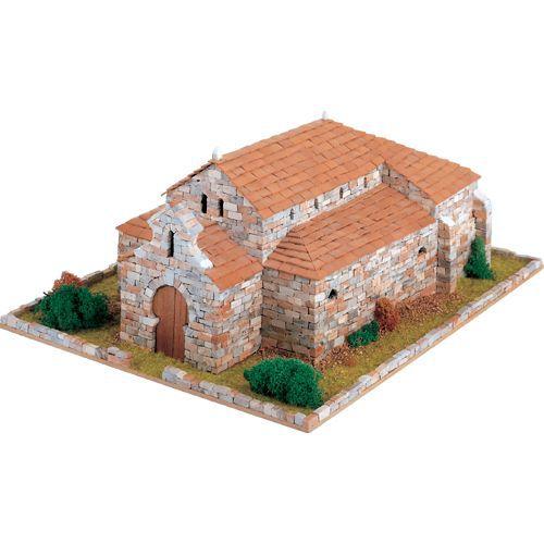 Maquette Eglise Romanica 9