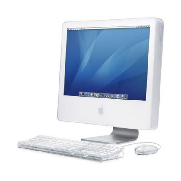 apple imac 17 a1195 emc 2124 c2d to prix pas cher cdiscount. Black Bedroom Furniture Sets. Home Design Ideas