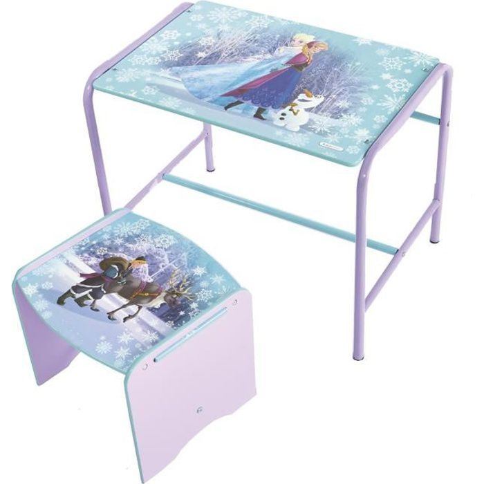 bureau reine des neiges achat vente bureau bureau. Black Bedroom Furniture Sets. Home Design Ideas