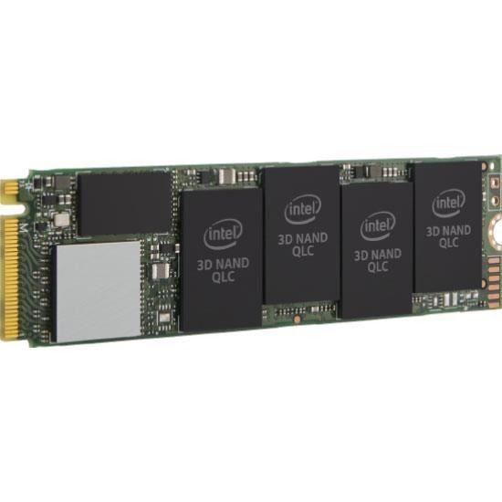 DISQUE DUR SSD Intel SSD 660p Series, 1000 Go, M.2, PCI Express 3