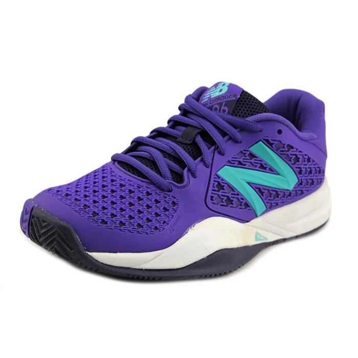 New Balance WC996 Synthétique Chaussure de Tennis