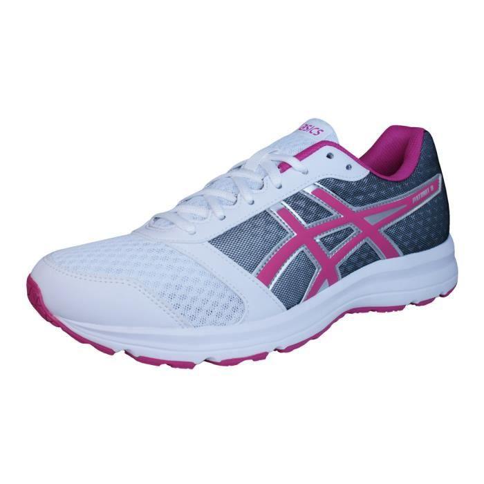 ASICS PATRIOT 8 Femmes Chaussures De Course Sport Chaussures De Sport Running Chaussures Noir
