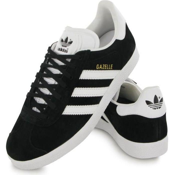 Adidas Originals Gazelle Og noir, baskets mode femme