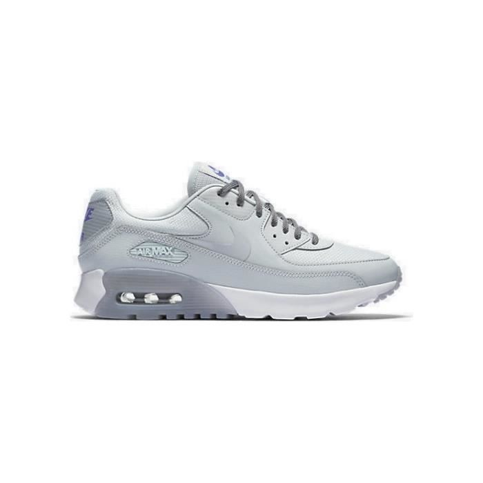 the best attitude f0339 1a445 Basket NIKE AIR MAX 90 ULTRA ESSENTIAL - Age - ADULTE, Couleur - BLANC,  Genre - FEMME