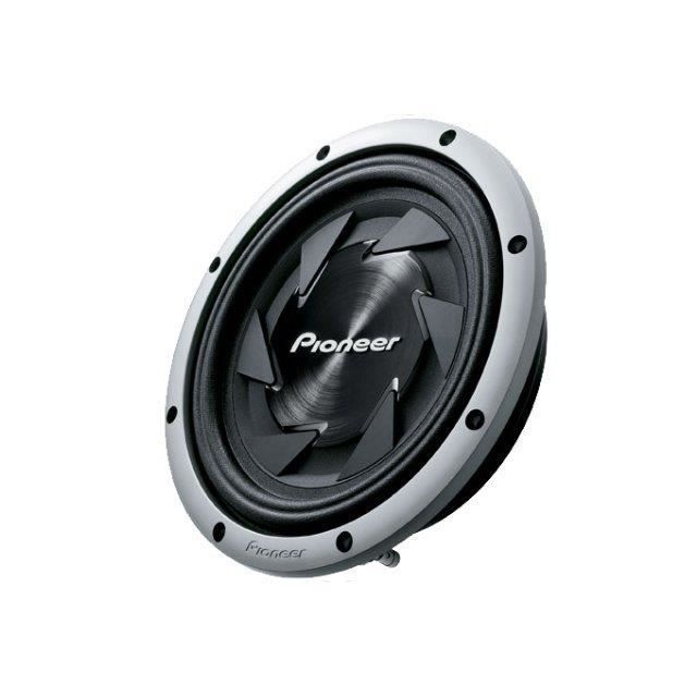 subwoofer 30cm 1000w pioneer ts sw301 achat vente. Black Bedroom Furniture Sets. Home Design Ideas